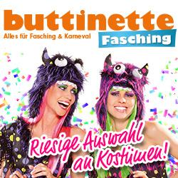 buttinette Faschingsshop