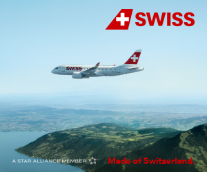 Book your flight on SWISS!